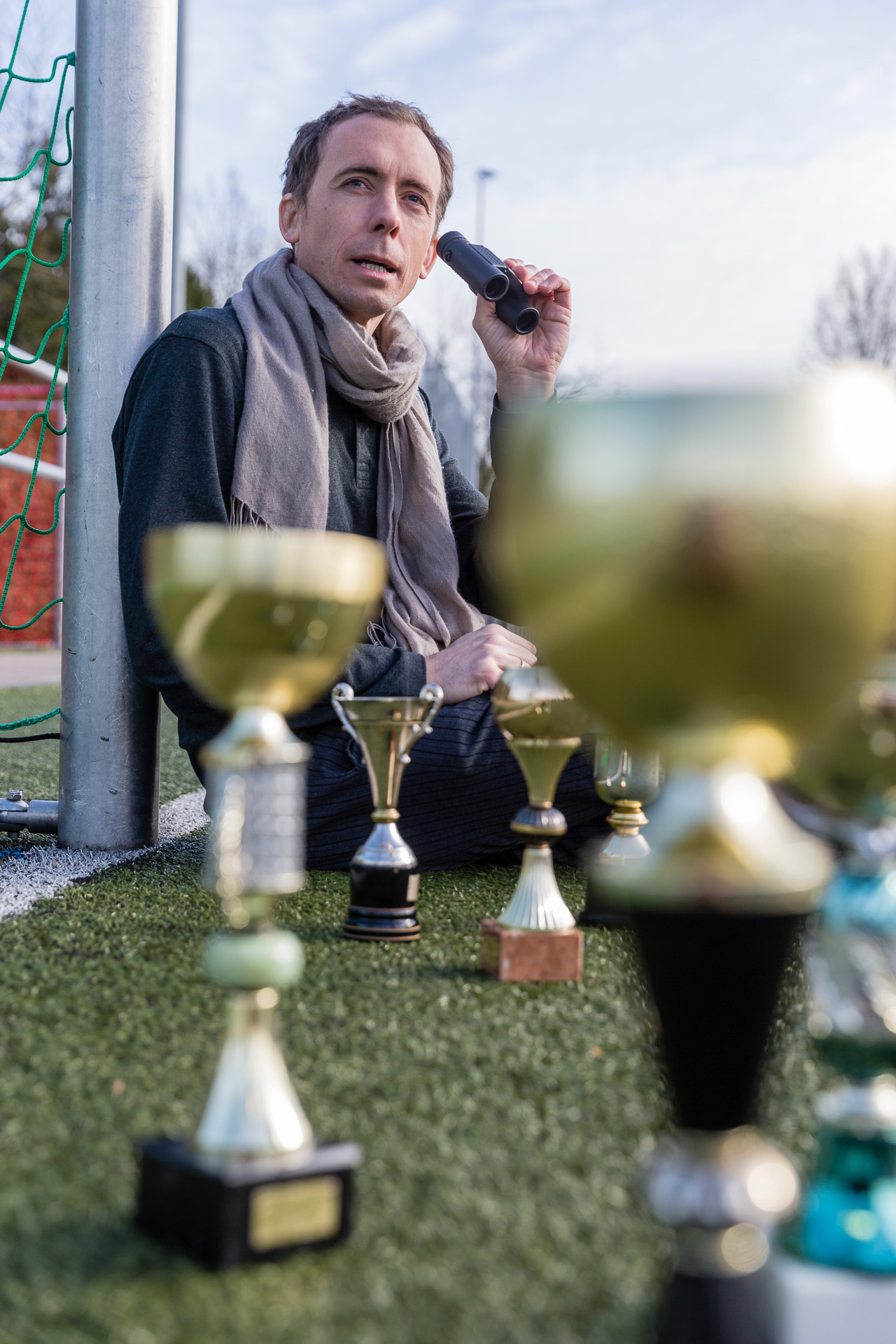 """Timo Brunke: """"WEITER, SCHNELLER,… HUCH!"""""""