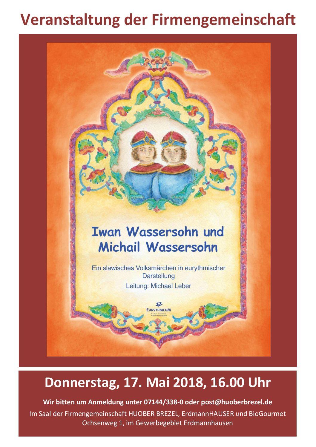 Eurythmeum: Iwan Wassersohn und Michail Wassersohn