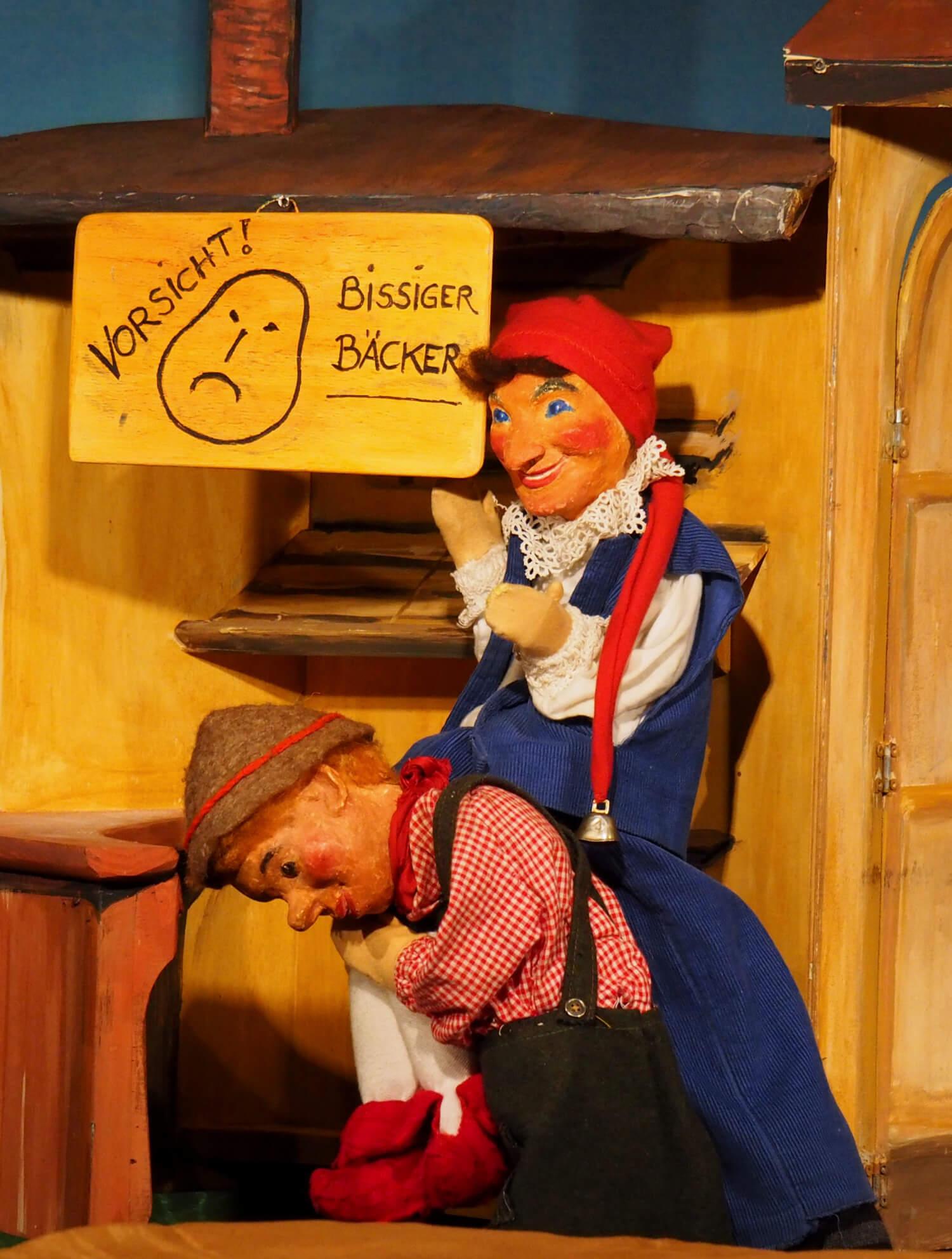 "Kindertheater ""Kasperle in der Bäckerei"""